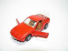"Corgi Toys 321 ""Porsche 924""  Made in Gt. Britain in 1975 - EXCELLENT CONDITION"