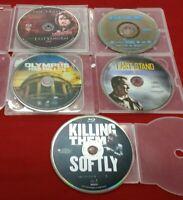 Blu Ray Lot Last Samurai Last Stand Olympus Has Fallen Killing Them Softly Discs