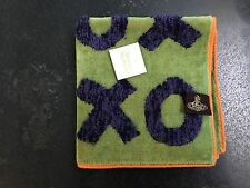 RARE and CUTE ! NWT Auth Vivienne Westwood  Mini Towel !