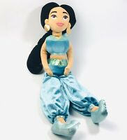 "Disney Aladdin Princess Jasmine 22"" Plush Stuffed Toy Doll"