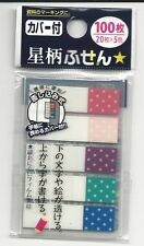 Sticky Notes Tabs Page Markers Plastic Dots From Japan