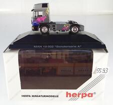Herpa 1/87 PC MAN 19.502 Zugmaschine Sonderserie A OVP #5593