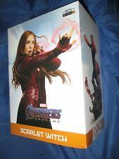 SCARLET WITCH  Iron Studios 1:10 Scale Statue (Avengers Endgame / Marvel Comics)