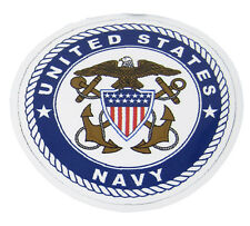 U.S. Usn Navy Emblem Crest Military Mini Magnet (Car / Fridge / Other)