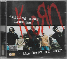 KORN - Falling Away From Me - Best Of Korn - 2CD - Sony Music - 88697-98382-2
