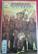 Deadpool 45 What the Duck Howardl Variant High Grade
