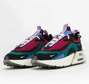 Nike W Air Max Furyosa NRG Night Green DC7351-300 WMNS Airmax Shoes Sneakers