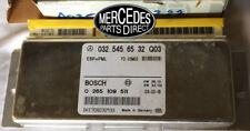 NEW MERCEDES-BENZ E SL CLASS W211 R230 02-12 BRAKE CONTROL UNIT A0355456732