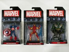NEW--Marvel CAPTAIN AMERICA, HULK, IRON MAN Legends Infinite Universe 3.75 LOT