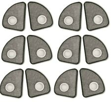 6 Sets Military Polish Gas Mask Mp4 Filter Replacement Protection Filters New