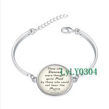 Those who Danced were glass cabochon Tibet silver bangle bracelets wholesale