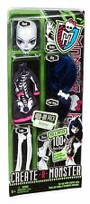 Monster High - Create-a-Monster Esqueleto