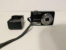 Nikon COOLPIX S630 12.0 MP Digital Camera - Black