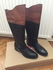 BNWB Leather Boots By Relaxshoe - UK 6 / Eur 39 - Was £170