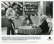DINAH MANOFF DAVID LEISURE ESTELLE GETTY EMPTY NEST ORIGINAL 1994 NBC TV PHOTO