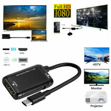 USB-C Type C to HDMI Adapter USB 3.1 Cable For MHL Android Phone Tablet LOT