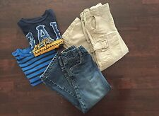 Lot Of 2 Babygap Sweaters,1 Babygap Pants, 1 Gymboree Jeans Boys, Size 5 Years