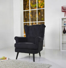 Unbranded Home Office/Study Wingback Armchairs