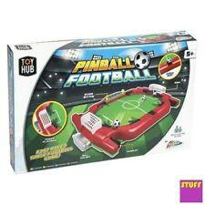 MINI TABLE TOP FOOTBALL GAME FUN SET DESKTOP LIGHTWEIGHT AND PORTABLE KIDS TOY