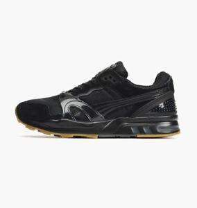 Puma Men's Shoes XT2 White On White Black Mesh Lace up 358138-03 Sizes: 8 ~ 10.5