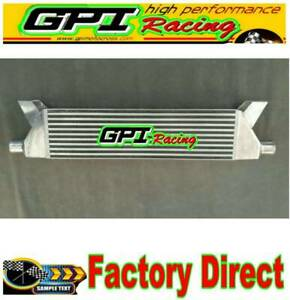 110mm Front mount Alloy Aluminum Intercooler for Ford Focus RS MK1
