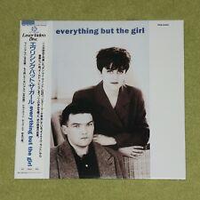 EVERYTHING BUT THE GIRL [Tracey Thorn/Ben Watt] RARE 1992 JAPAN LASERDISC + OBI