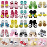 Baby Cartoon Cotton Sock Newborn Floor Wear Anti Slip Shoes Clothing Socks Suit