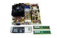 ASUS IPIBL-LB Sockel 775 Mainboard Intel Core 2 Quad Q8200@2,33GHz 4GB RAM DDR2