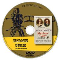 Madame Curie (1943) - Greer Garson - Biography, Drama, Romance DVD