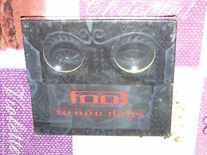 """TOOL"""" 10000 DAYS """" CD SIGILLATO 2006"""