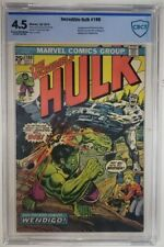 Incredible Hulk #180 CGC 4.0 Marvel 1974 1st Cameo Appearance of Wolverine HOT!!