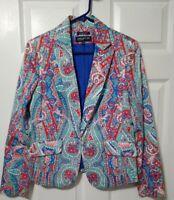 Jones New York Womens 2-Piece Skirt & Blazer Suit Sz.8  EUC Beautiful