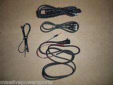 HJC Electric Snowmobile Shield Visor Power Cord Wire Wiring Powercord Kit