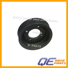 Water Pump Pulley 104 mm Diameter Uro Parts For: BMW 740i 740iL 530i 540i 840Ci