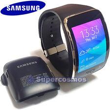 [USED] Samsung Galaxy Gear S SM-R750 4GB Curved Super AMOLED Smart Watch (Black)