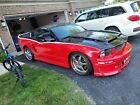 2006 Ford Mustang GT 2006 Ford Mustang Coupe Red RWD Manual GT