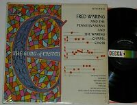 FRED WARING-The Song Of Easter (1964) Stereo LP *Still In Shrink*