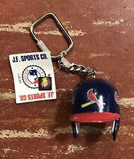 MLB St Louis Cardinals Baseball Catcher Lil' Sports Brat Key Chain.