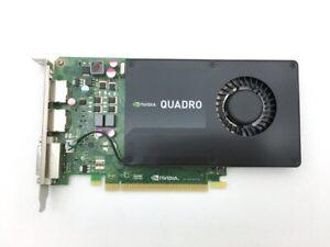 HP Nvidia Quadro K2200 Graphic Card - 4 GB GDDR5 SDRAM - PCI Express 2.0 x16