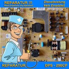 Reparatur DPS-298CP-9A, Netzteil für LCD TV Philips 42PFL7404H/12, 42PFL8404H/12