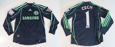 Chelsea 2009 2010 l/s GK shirt adidas EPL Cech 1 size Boys 128cm 8Y
