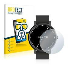 Schutzpanzer Glasfolie für Armbanduhren (Kreisrund, Durchmesser: 42 mm)