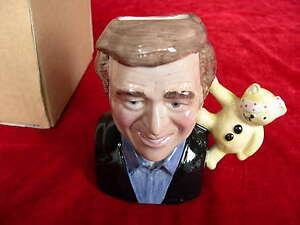 Terry Wogan Pudsey Egg Cup BBC Children In Need Togs official Brand New Boxed