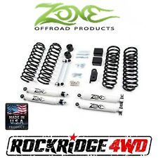 "Zone 3"" Suspension Lift Kit 07-17 Jeep Wrangler JKU 4 Door Rubicon Non Rubicon"