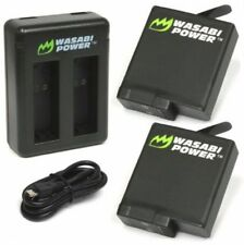 Camera Batteries for GoPro , Charger Included