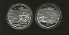 """10 EURO Gedenkmünze 2007  """" 50 Jahre Deutsche Bundesbank """" - PP -"""