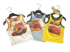 Ärmellose Disney Jungen-T-Shirts, - Polos & -Hemden aus 100% Baumwolle mit Motiv