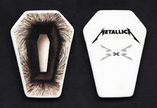 Metallica Large Coffin Guitar Pick - 2009 Death Magnetic Tour