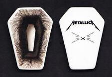Metallica Large Coffin Guitar Pick - 2009 Death Magnetic Tour