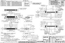 Amphenol VHDCI CONECTOR  H11-RDA-100-3-C  68pin